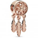 Charms do Pandora - ROSE DREAM CATCHER