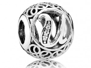 Charms do Pandora - LITERKA U